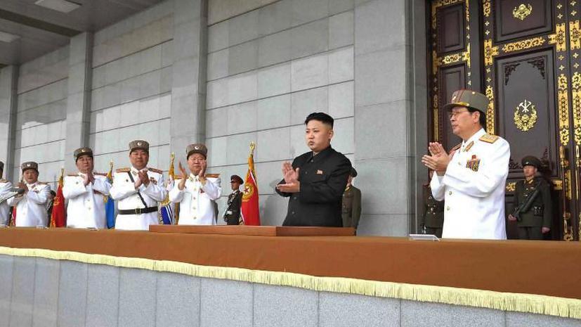 Ким Чен Ын поручил избавляться от нежелательных элементов, «предающихся пустым мечтам»