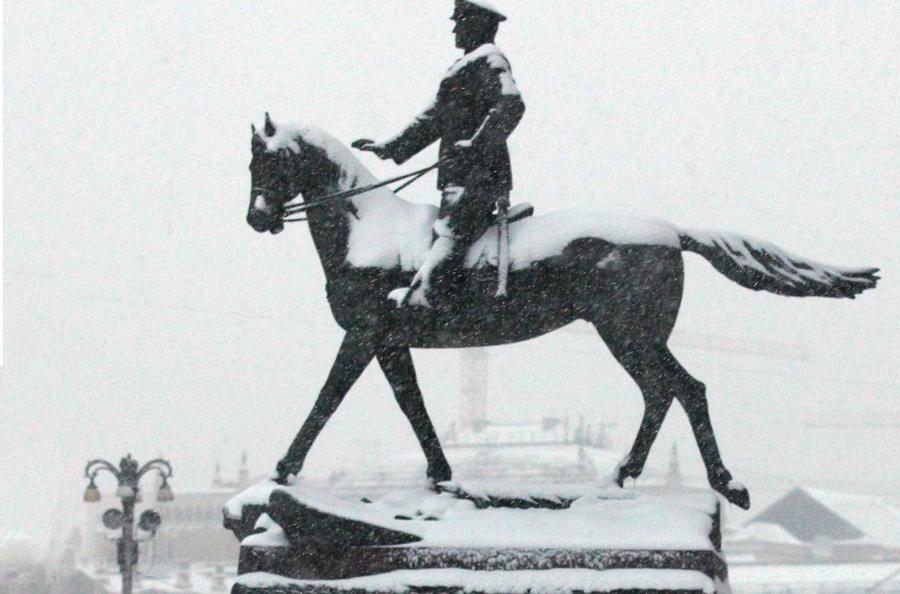 Гидрометеобюро Москвы: в мае возможны «неопасные» снегопады