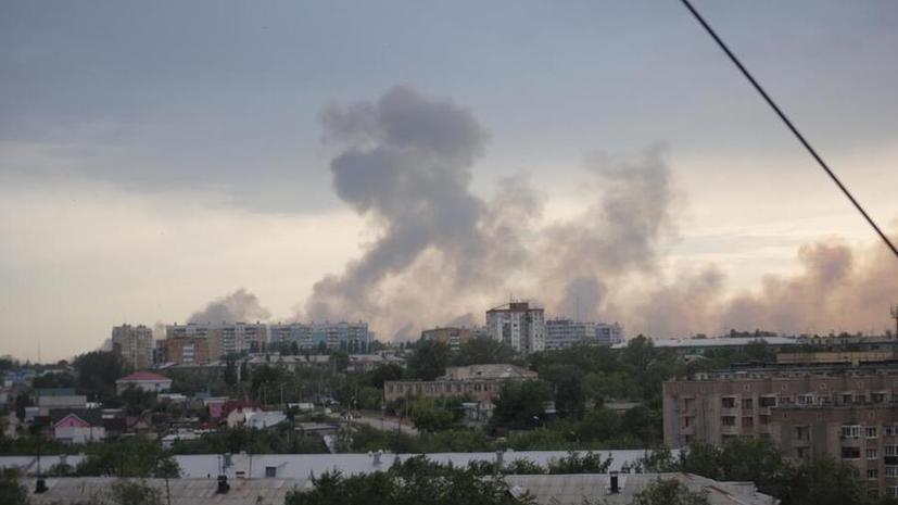 На полигоне боеприпасов под Самарой прогремели пять взрывов, есть пострадавшие