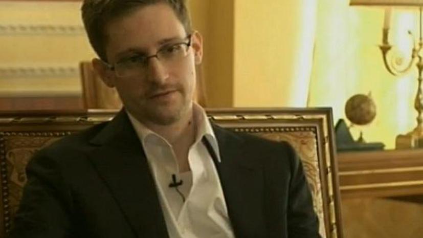 Эдвард Сноуден: АНБ занимается промышленным шпионажем