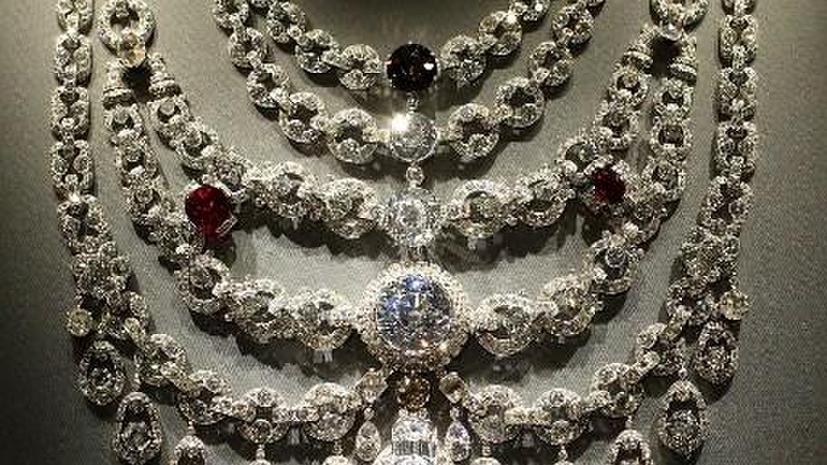 Cartier воссоздал ювелирные сокровища Грейс Келли
