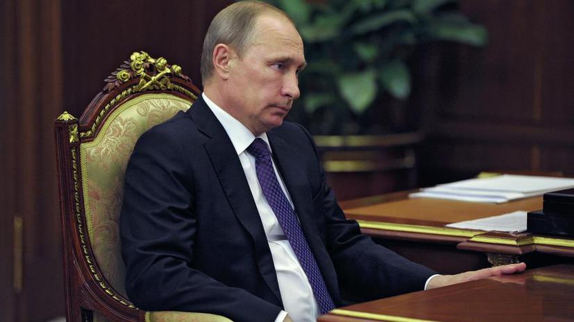 Владимир Путин поручил правительству решить вопрос с дорожным строительством в регионах