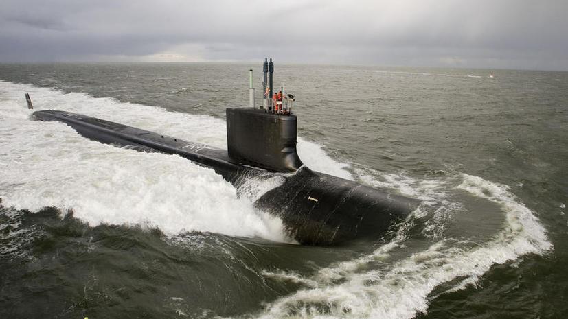 Американские военные научили подводные лодки «стрелять» беспилотниками