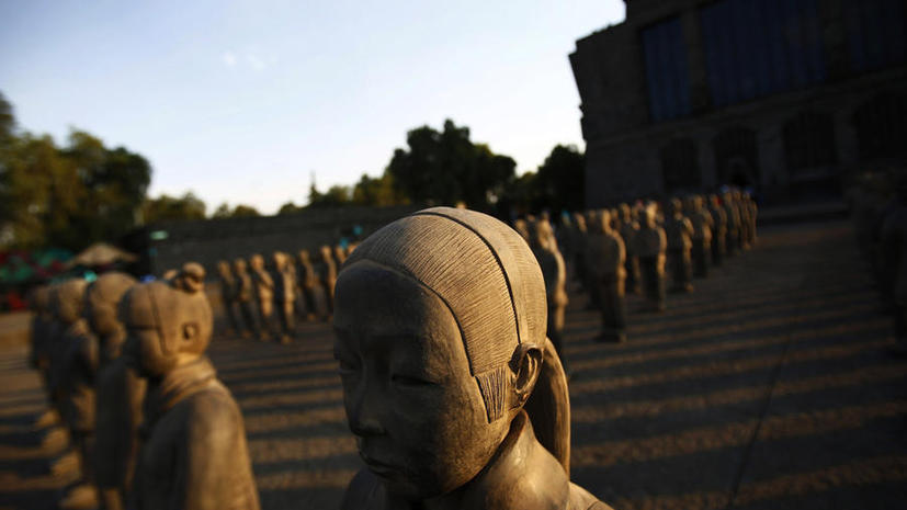 Учёные: Древние мегаполисы развивались по тем же законам, что и нынешние