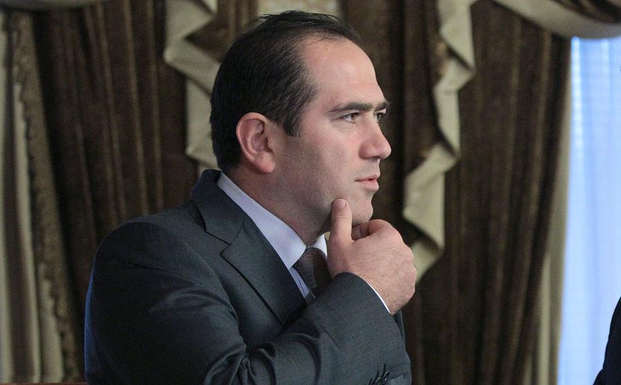 СМИ: причиной отставки Билалова мог стать конфликт с «Олимпстроем»