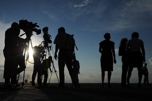 МИД Украины: Россия направляет диверсантов под видом журналистов