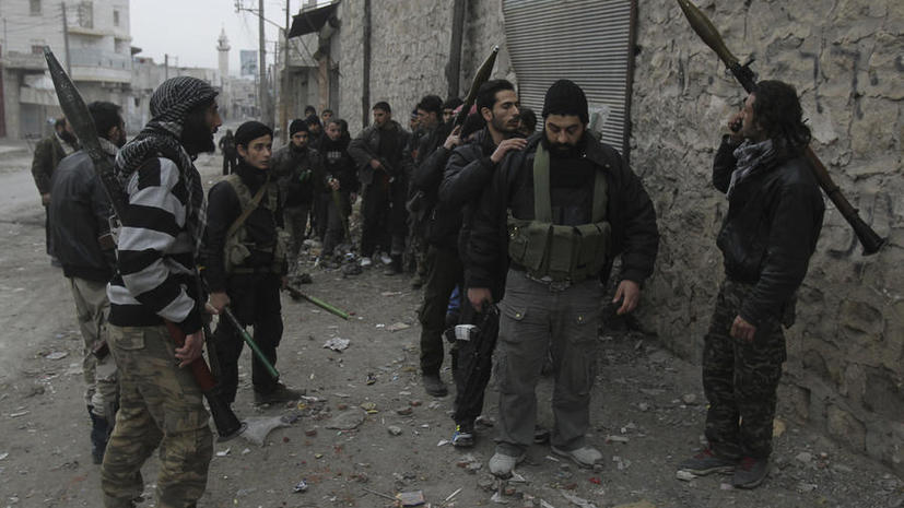 МИД РФ: Боевики напали на конвой, вывозивший химоружие из Сирии