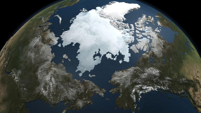 Глобальное потепление усилит позиции России на мировой арене