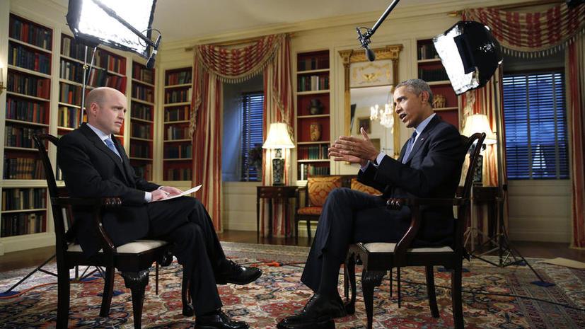 Американский политолог: Вашингтон и его продажные СМИ навязывают миру войну