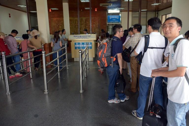 В США прибыли рекордные 6 тыс. китайских туристов