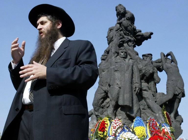 Израильская газета: Раввин призвал киевских евреев бежать из города