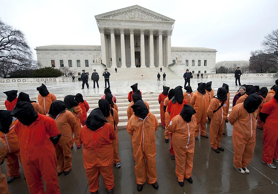 В США узаконили бессрочное содержание под стражей без суда и следствия