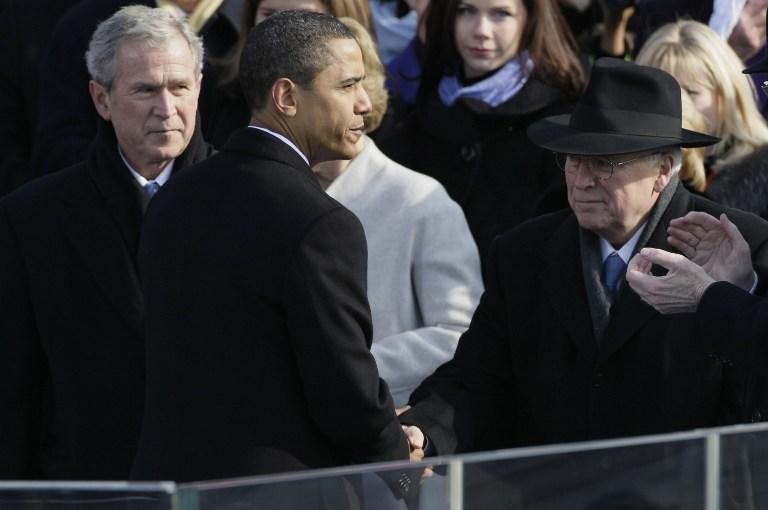 Бывший вице-президент США Чейни назвал Обаму «слабаком»