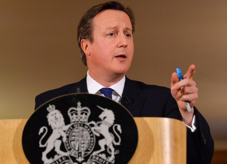 Дэвид Кэмерон намерен удержать Шотландию в составе Великобритании за счёт «нефтяной революции»