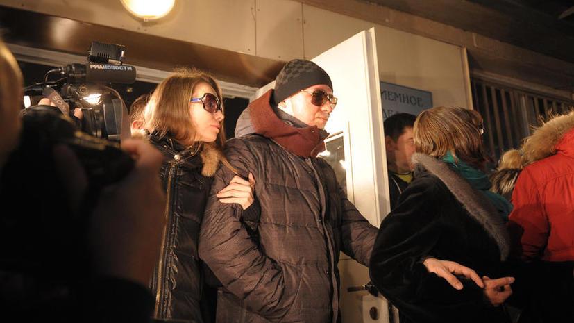 Сергей Филин: Дмитриченко входил в узкий круг моих подозреваемых