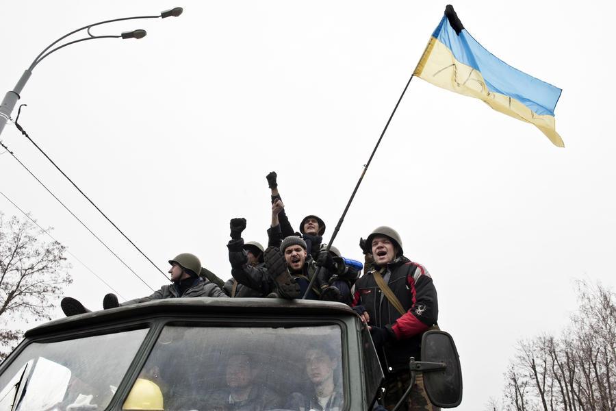 Ещё несколько губернаторов украинских областей ушли в отставку