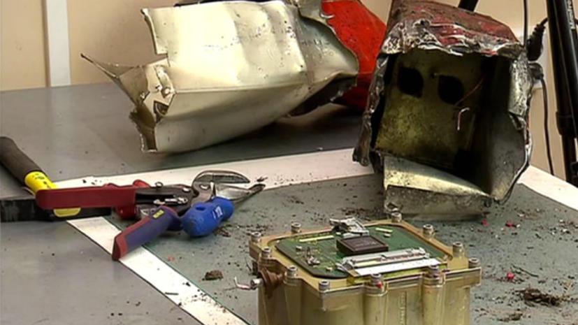 МАК приступил к расшифровке параметрического «чёрного ящика» разбившегося в Казани Boeing, речевой самописец не найден