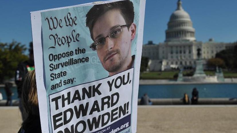 Министр юстиции США: Эдвард Сноуден не заслуживает помилования