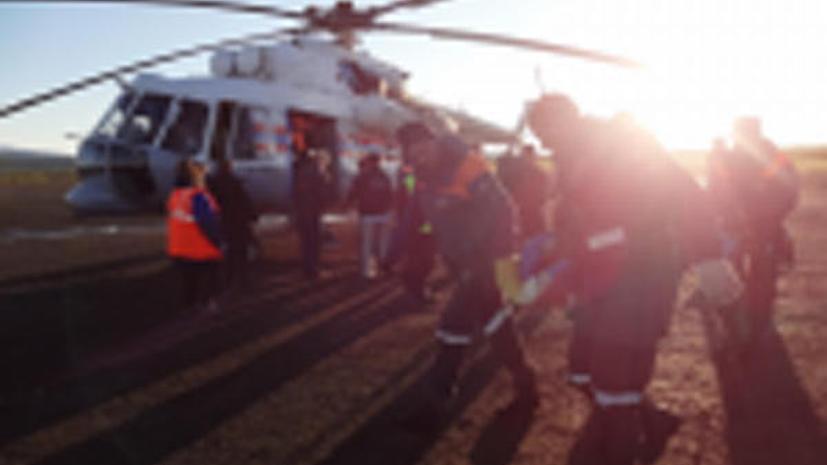 Родственники погибших в результате крушения Ми-8 получат по 3 млн рублей