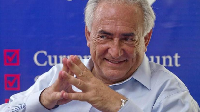 Доминик Стросс-Кан станет советником в правительстве Сербии