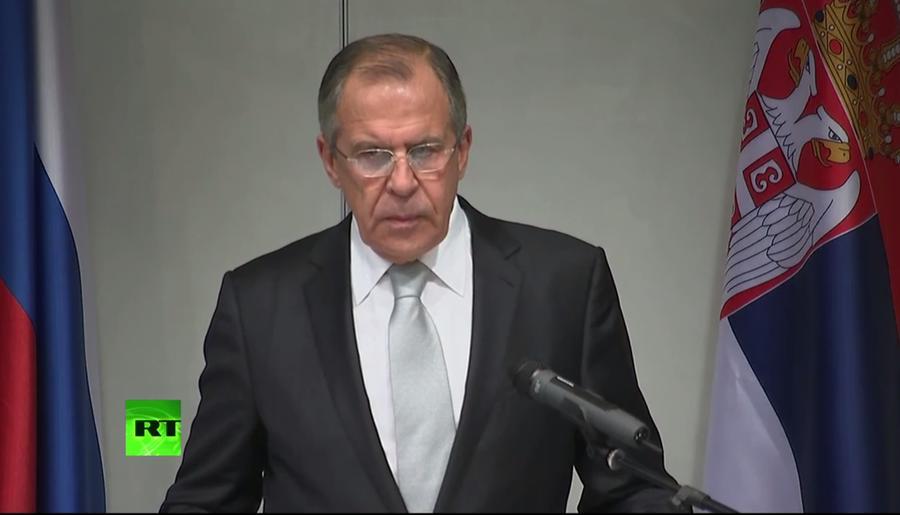 Сергей Лавров: Россия предъявит ООН доказательства поставок нефти боевиками ИГ в Турцию