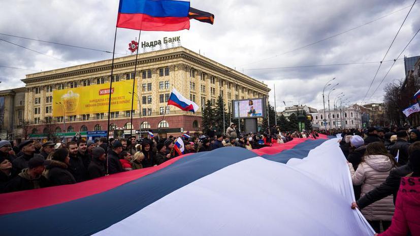 Журналист The Times предложил США передавать Украине шпионские данные о России