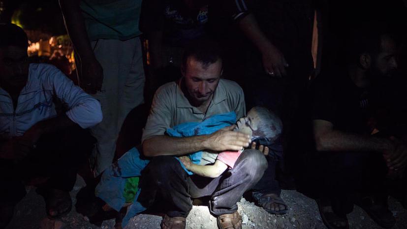 В результате теракта в Сирии погибли 40 человек