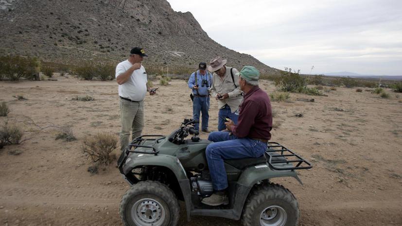 В США погибшая в пустыне женщина оставила послание на мобильном телефоне