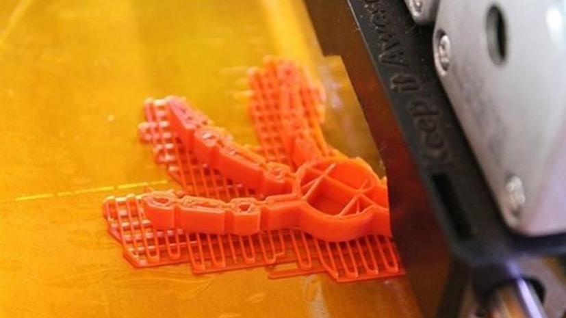 Учёные: 3D-принтером можно будет управлять силой мысли