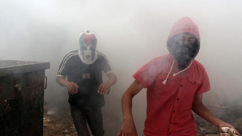 ЦАХАЛ размещает объявления о розыске палестинских детей