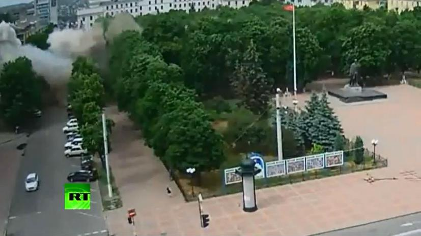 Эксперты: Киев сознательно дезинформирует людей о деталях обстрела здания ЛНР
