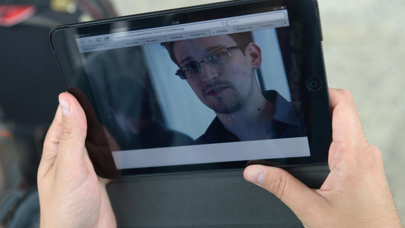 Эдвард Сноуден запишет на видео показания Европарламенту о прослушке