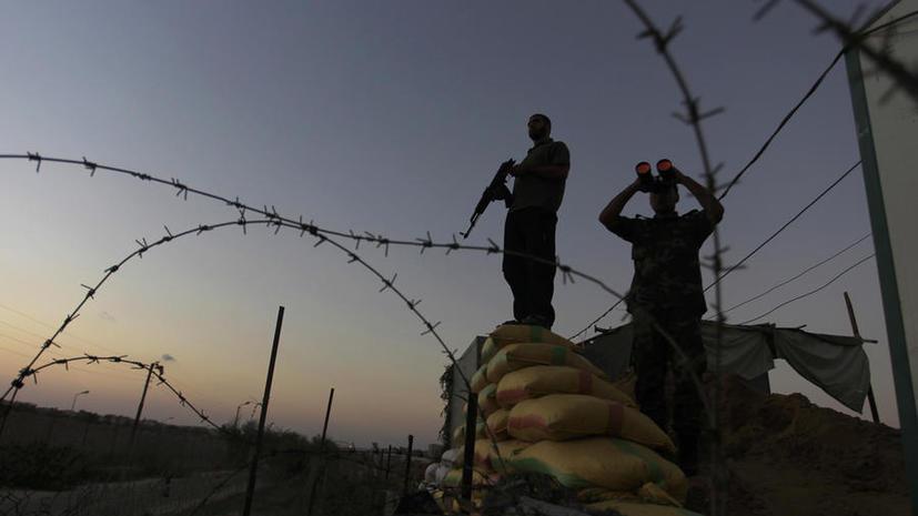Ливия закрыла границу с Египтом