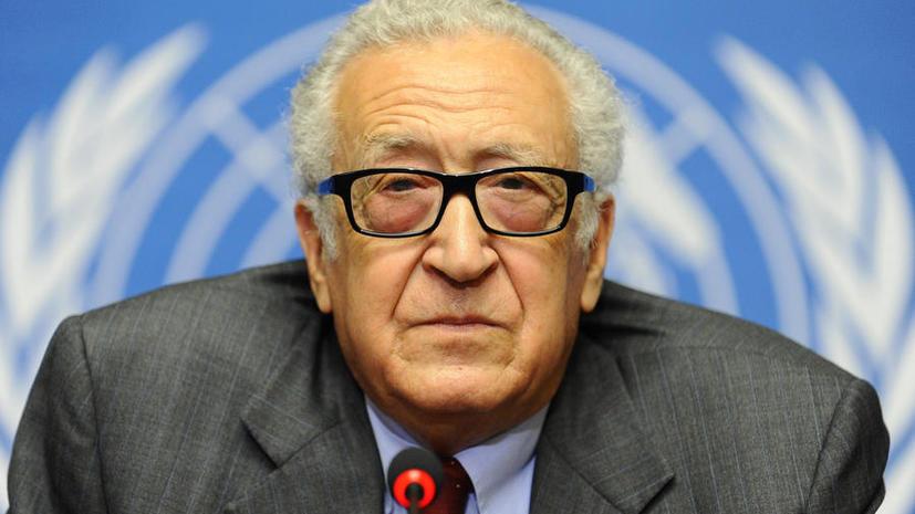 Спецпредставитель ООН по Сирии экстренно выехал на саммит G20