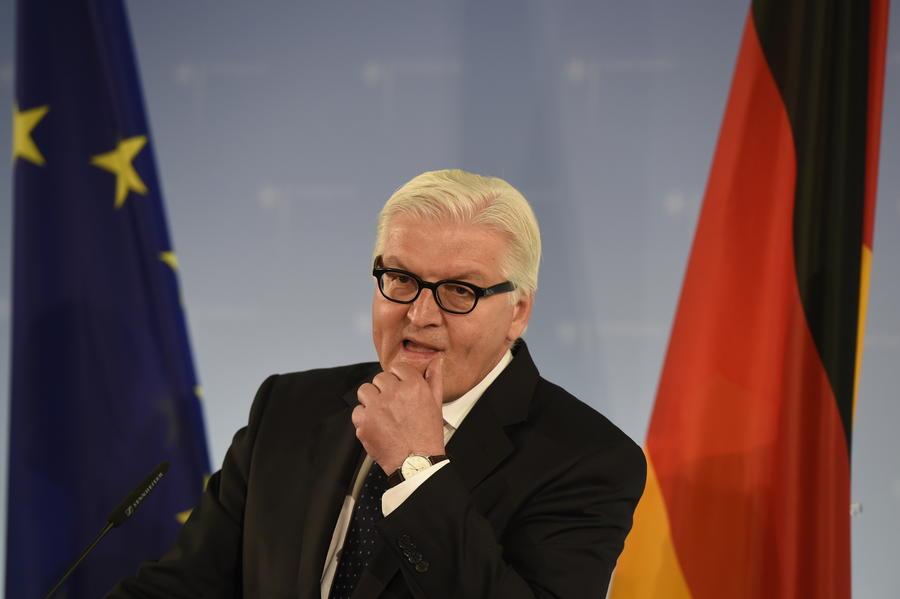 На фоне украинского кризиса министр иностранных дел Германии выступает за сотрудничество с Россией