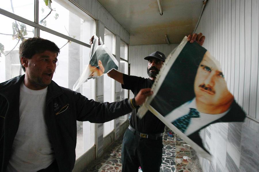 СМИ: Свободная сирийская армия провела переговоры с правительством Башара Асада