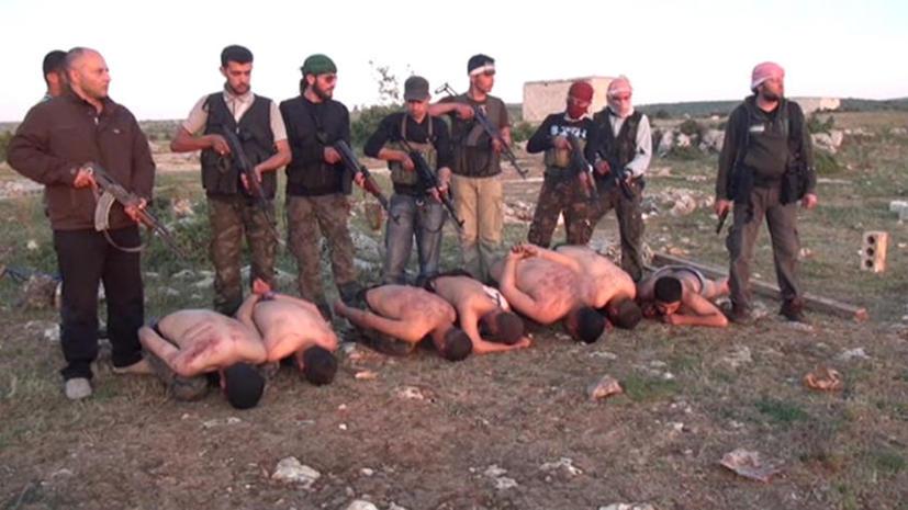 New York Times продемонстрировала миру  жестокость сирийских боевиков