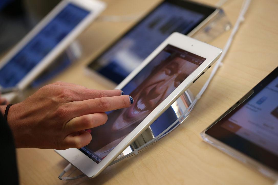 Американке продали в магазине пластмассовый iPad по цене настоящего