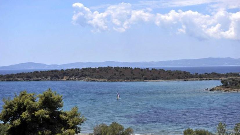 Греческий остров уходит с молотка из-за повышения налогов