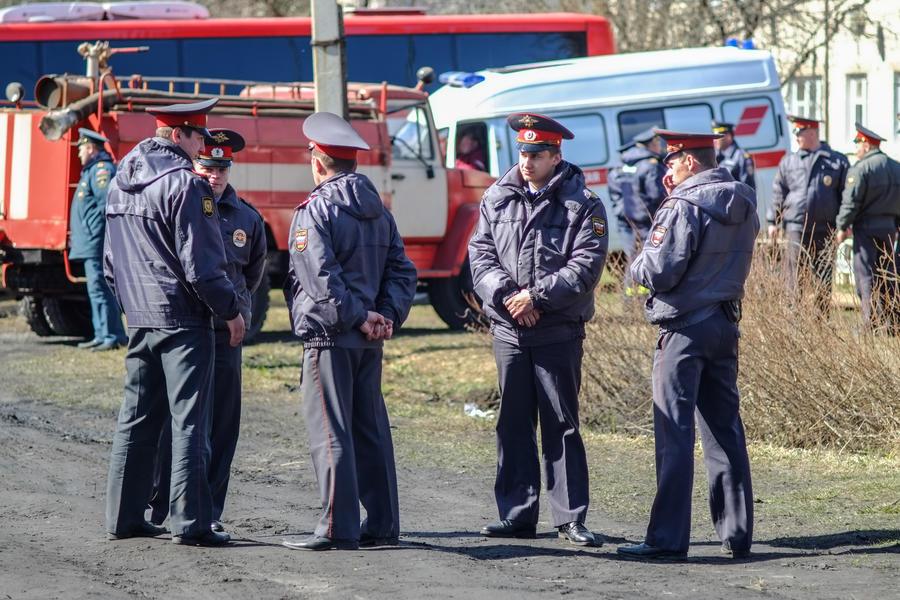 Новый пожар в психиатрической клинике в России: один человек погиб