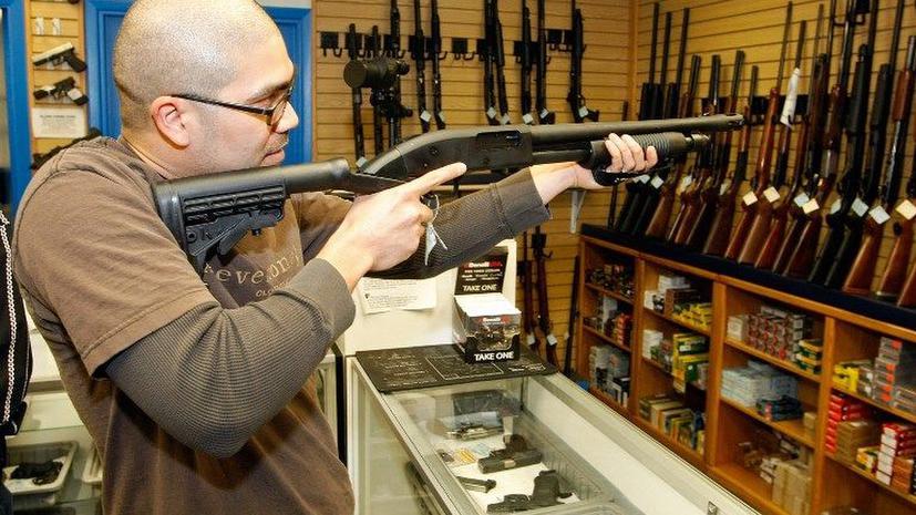 Власти Колорадо лишат охотников помповых ружей