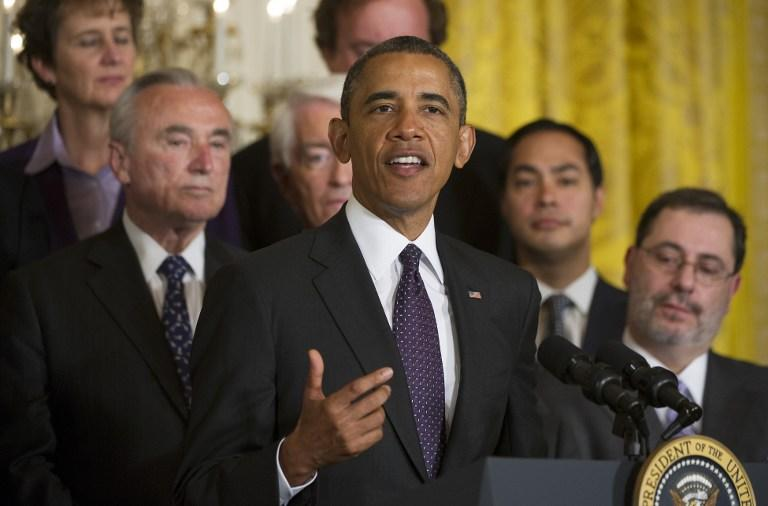 Обама призвал сенаторов поддержать миграционную реформу