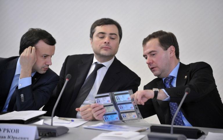 Дворкович: Решение Суркова об отставке с поста вице-премьера было добровольным