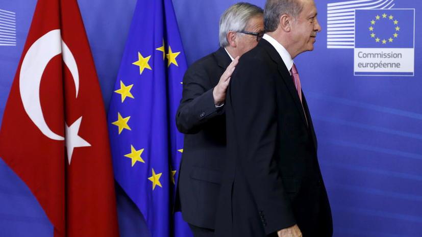 Власти Германии: Есть большие сомнения, должна ли Турция быть членом ЕС