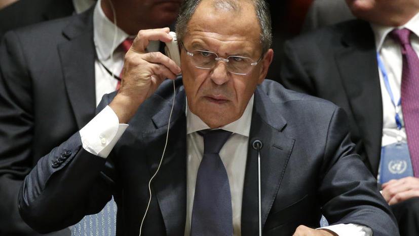 Сергей Лавров удивлён речью Обамы в ООН: Россия хуже «Исламского государства», Эбола страшнее всего?