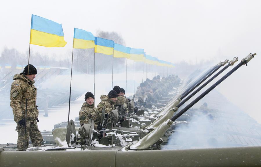 Минобороны Украины будет платить вознаграждение военнослужащим за уничтоженную технику ополченцев