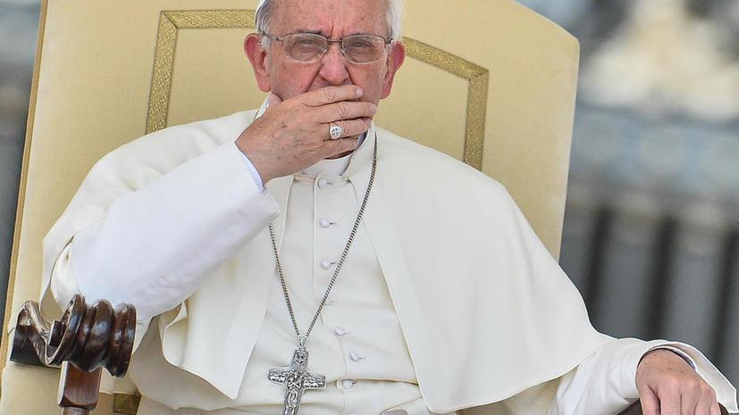 Папа Римский призвал британского епископа объединить усилия по защите традиционных  семейных ценностей