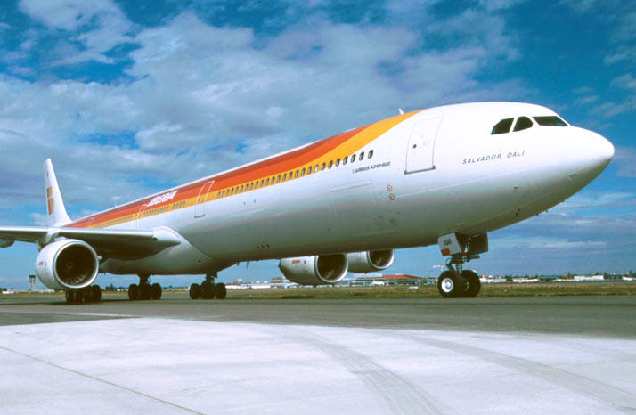 Испанских пилотов обяжут говорить по-английски даже на внутренних рейсах