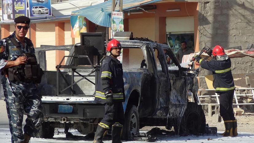 Шиитские кварталы иракских городов сотрясли теракты: 44 человека погибли, более 100 ранены
