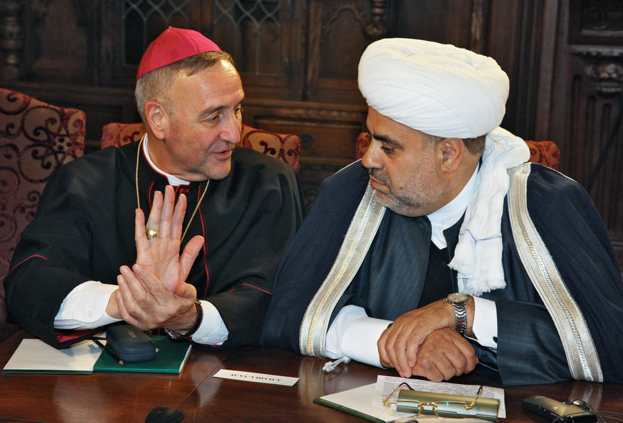На Олимпиаде в Сочи будут присутствовать священники пяти мировых конфессий